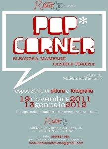 Pop Corner 2011