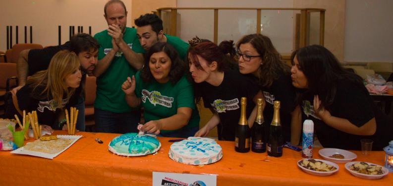 festa Mob Torta