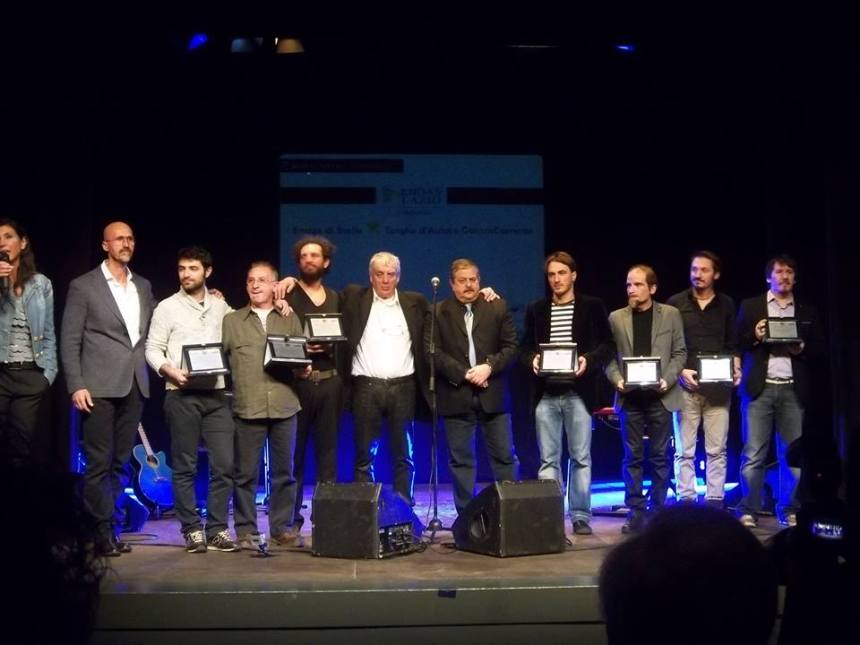 gli artisti premiati il 7 dicembre presso il Centro Culturale Elsa Morante