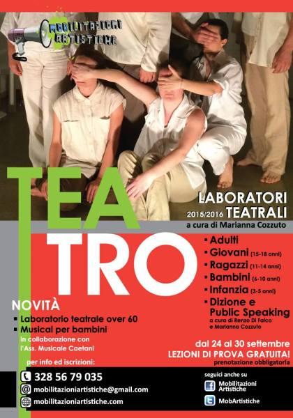 TEATRO 15-16